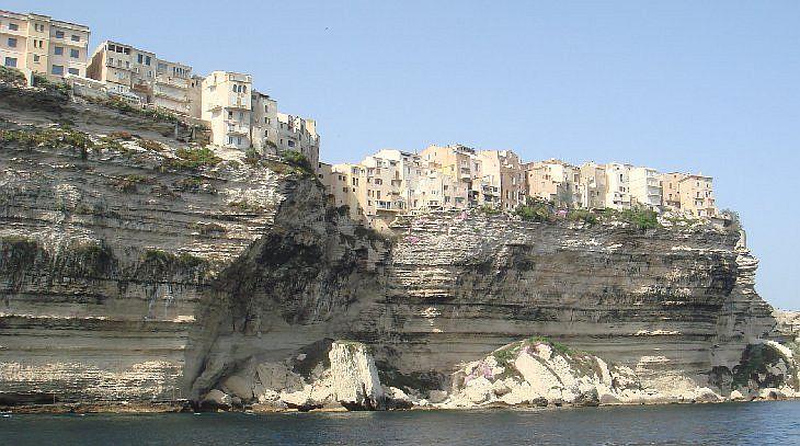 Bonifacio Steilküste