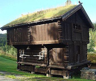 Vorratsspeicher Norwegen