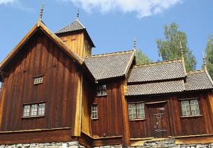 Stabkirche Uvdal