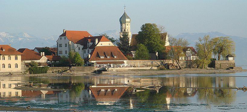 Wasserburg | Bodensee