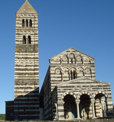 Santissima Trinità di Saccargia | Sardinien