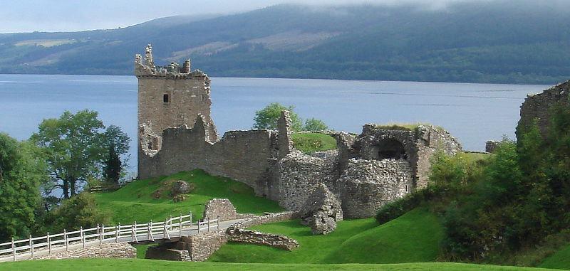 Urquhart Castle | Loch Ness
