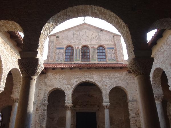 Euphrasius-Basilika in Poreč