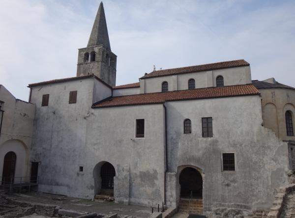 Euphrasius-Basilika in Poreč | UNESCO Weltkulturerbe