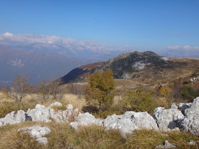 Aufstieg auf den Matajur 1642 m | Julische Alpen