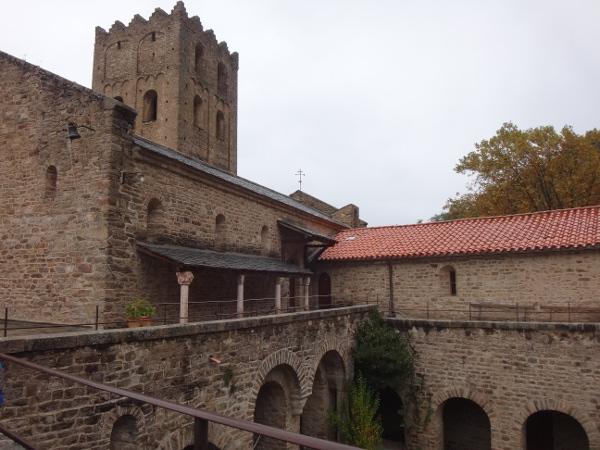Abtei Saint-Martin-du-Canigou