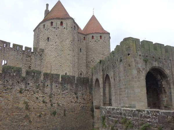 Cité von Carcassonne